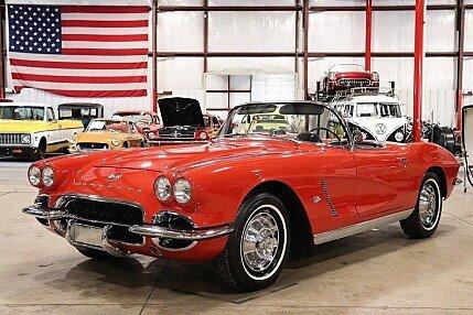 1962 chevrolet Corvette for sale 101001466