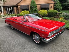 1962 chevrolet Impala for sale 101006787