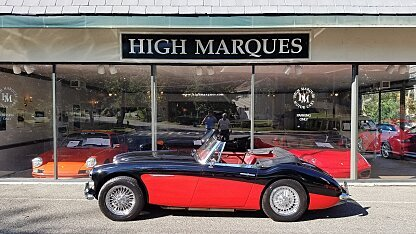 1963 Austin-Healey 3000MKII for sale 100786999