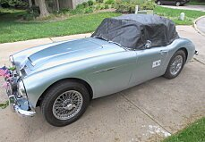1963 Austin-Healey 3000MKII for sale 100819688