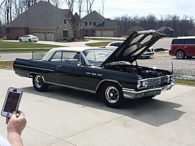 1963 Buick Le Sabre Custom Coupe for sale 100984906
