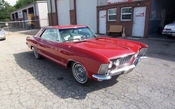 1963 Buick Riviera Coupe for sale 100756222