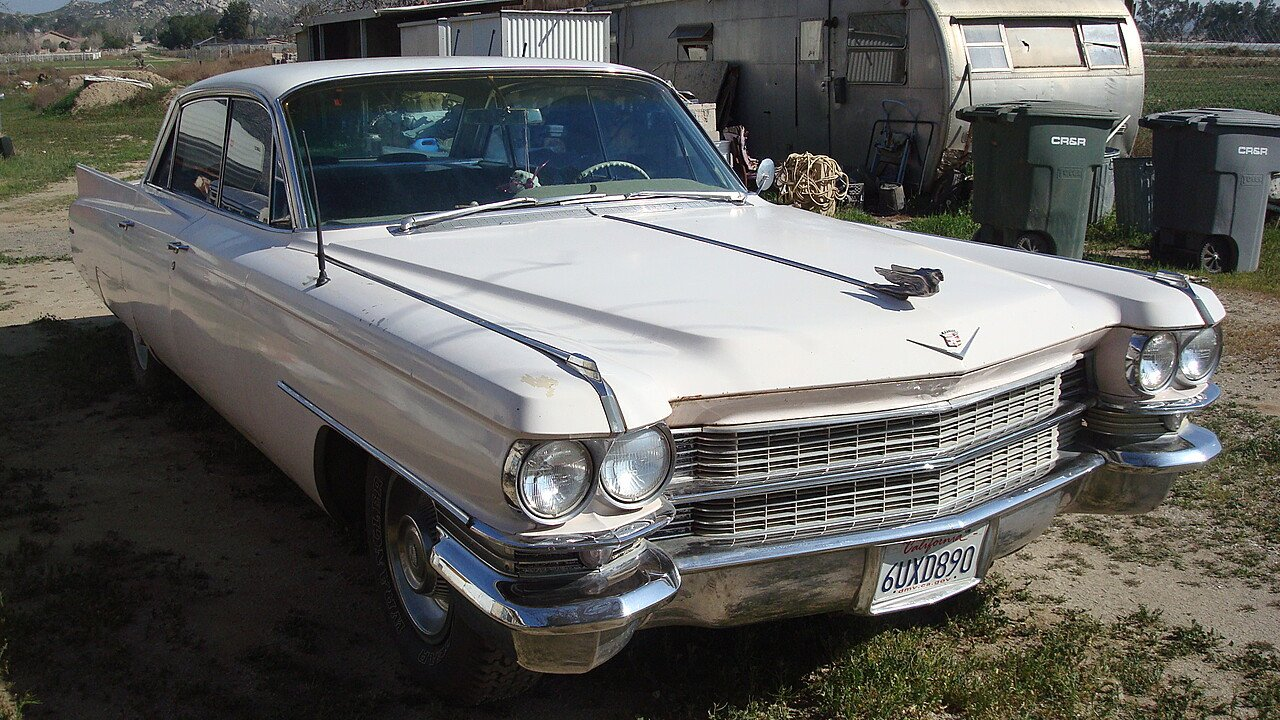 1963 Cadillac De Ville for sale 100729284