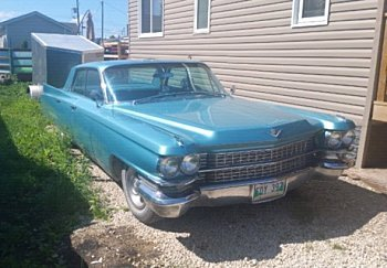 1963 Cadillac De Ville for sale 100887782