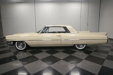 1963 Cadillac De Ville for sale 100975727