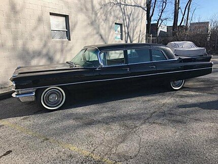 1963 Cadillac Fleetwood for sale 100849908