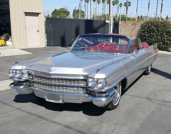 1963 Cadillac Other Cadillac Models for sale 100914413