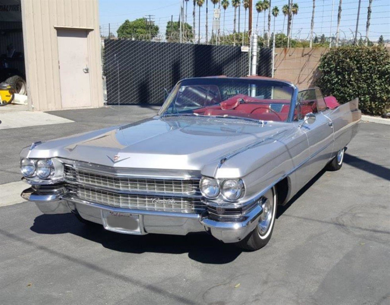 Classic Cars For Sale California Usa: 1963 Cadillac Other Cadillac Models For Sale Near Orange