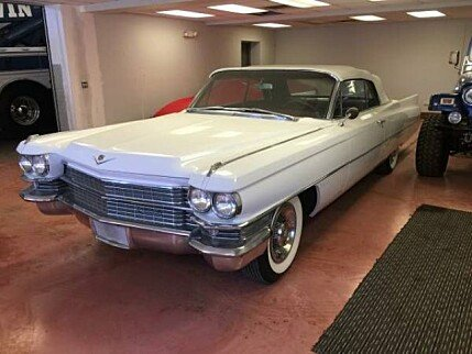 1963 Cadillac Other Cadillac Models for sale 100889895
