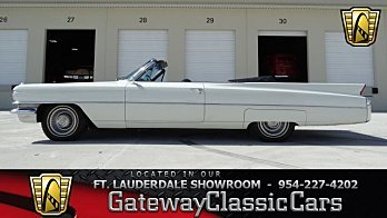 1963 Cadillac Series 62 for sale 100923821