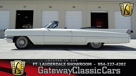 1963 Cadillac Series 62 for sale 100949171