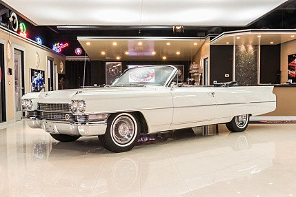 1963 Cadillac Series 62 for sale 100956477