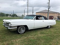 1963 Cadillac Series 62 for sale 100988257