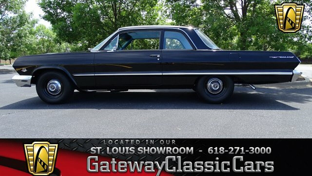 1963 Chevrolet Bel Air for sale 100964490