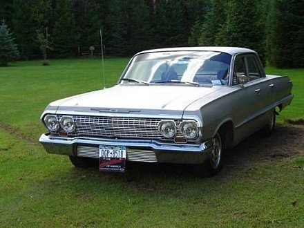 1963 Chevrolet Bel Air for sale 100825969