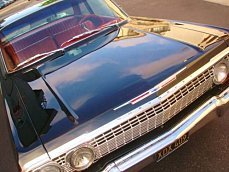1963 Chevrolet Bel Air for sale 100826737