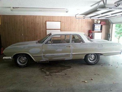 1963 Chevrolet Bel Air for sale 100961532