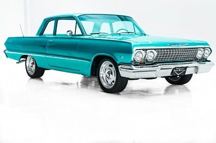 1963 Chevrolet Bel Air for sale 100967845