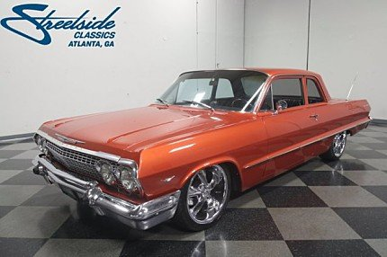 1963 Chevrolet Bel Air for sale 100975834