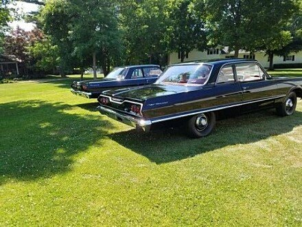 1963 Chevrolet Biscayne for sale 100825989