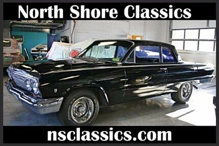 1963 Chevrolet Biscayne for sale 100842511
