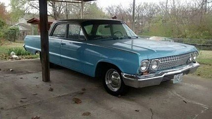 1963 Chevrolet Biscayne for sale 100825867