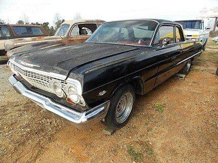 1963 Chevrolet Biscayne for sale 100857510