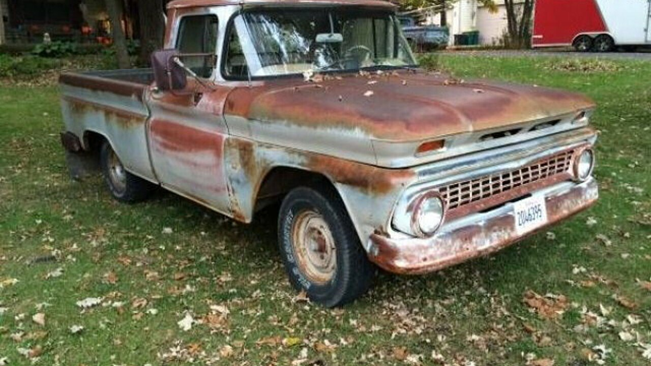 1963 Chevrolet C/K Truck for sale 100839776