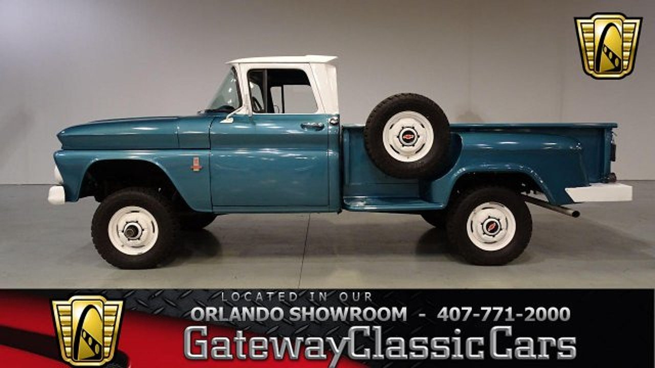 1963 Chevrolet C/K Truck for sale near O Fallon, Illinois 62269 ...