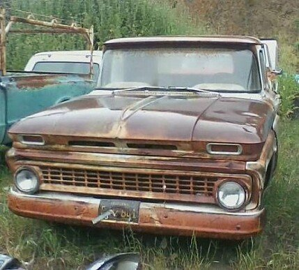 1963 Chevrolet C/K Truck for sale 100826010
