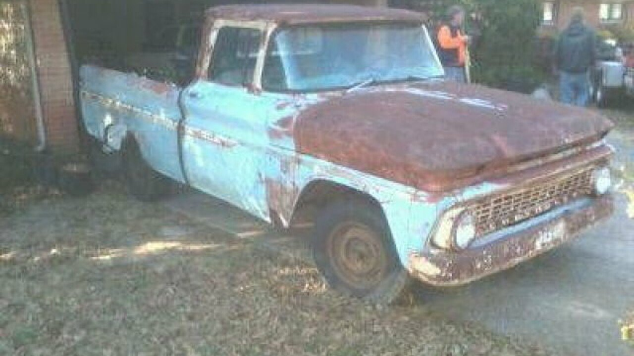 1963 Chevrolet C/K Trucks for sale 100878172