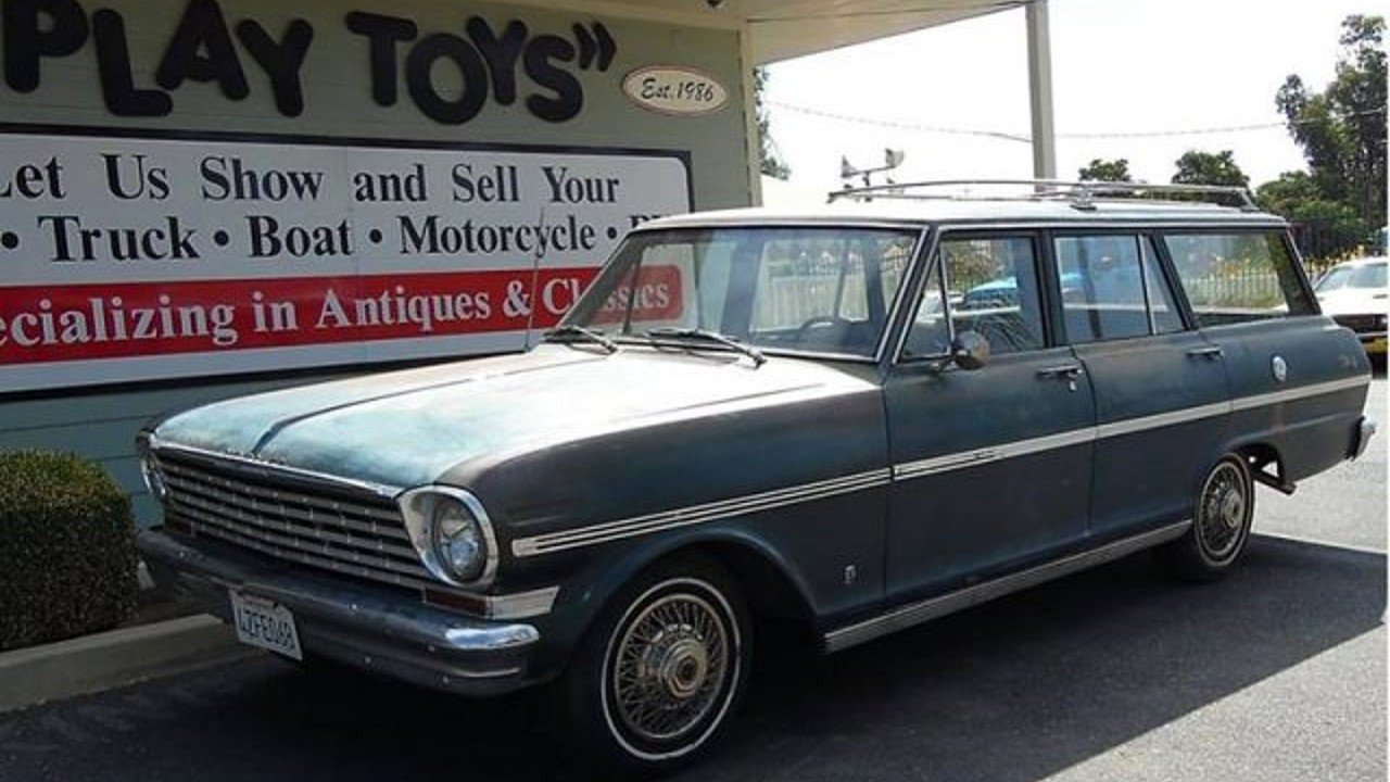 1963 Chevrolet Chevy II for sale 100889076