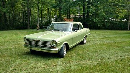 1963 Chevrolet Chevy II for sale 100837974