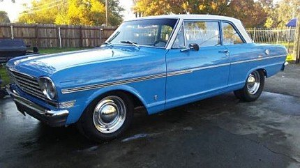 1963 Chevrolet Chevy II for sale 100846198
