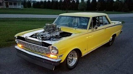 1963 Chevrolet Chevy II for sale 100924069