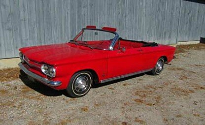 1963 Chevrolet Corvair for sale 100745649
