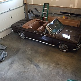 1963 Chevrolet Corvair for sale 100751967