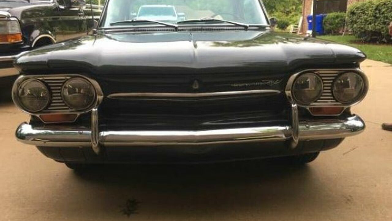 1963 Chevrolet Corvair for sale near Cadillac, Michigan 49601 ...