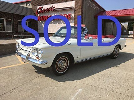1963 Chevrolet Corvair for sale 100872381