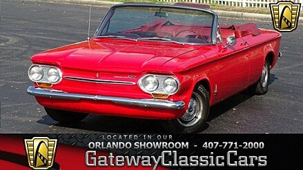 1963 Chevrolet Corvair for sale 100965547