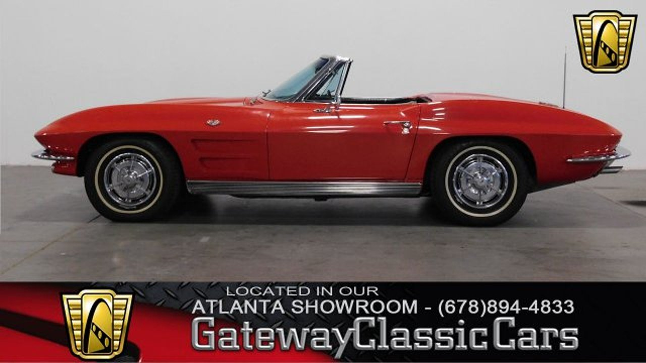 1963 Chevrolet Corvette for sale 100861793