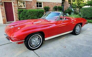 1963 Chevrolet Corvette Convertible for sale 100870720