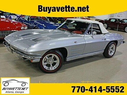 1963 Chevrolet Corvette for sale 100881450