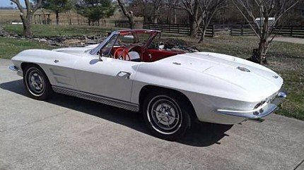 1963 Chevrolet Corvette for sale 100900292