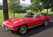 1963 Chevrolet Corvette Convertible for sale 100992366