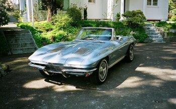 1963 Chevrolet Corvette Convertible for sale 101001016