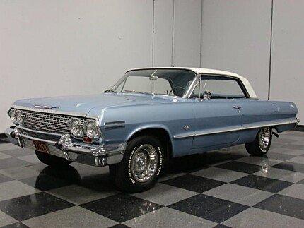 1963 Chevrolet Impala for sale 100019452