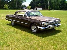1963 Chevrolet Impala for sale 100722344