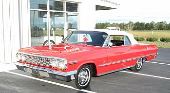 1963 Chevrolet Impala for sale 100733933