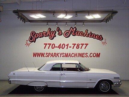 1963 Chevrolet Impala for sale 100736691